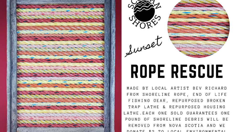 Sunset Rope Rescue (B)