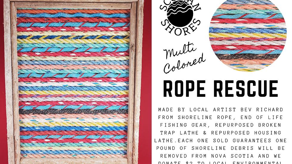 Multi-Colored Rope Rescue (B)