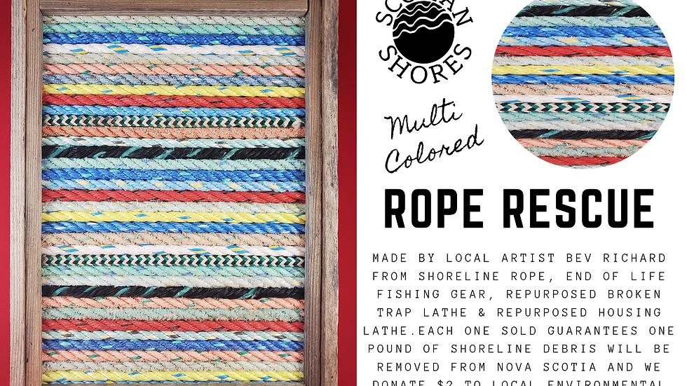 Multi-Colored Rope Rescue (A)