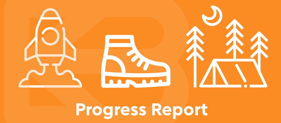 Product Launch Boot Camp Progress Report