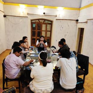 The Poetry Retreat at Saraya