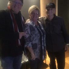 Avec Johanne Bond et André Proulx