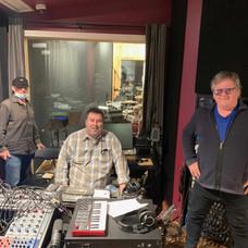 André Proulx, Jean-Guy Grenier et Gaby Woogie