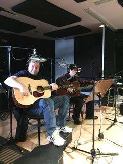 Avec Jean-Guy Grenier et André Proulx