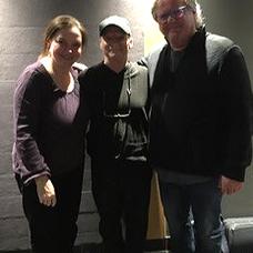 Avec Myriam Gagner et André Proulx