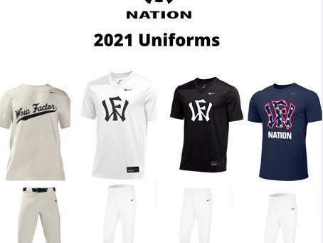WF Nation Spring/Summer Uniforms
