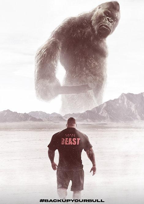 Beast VS Kong