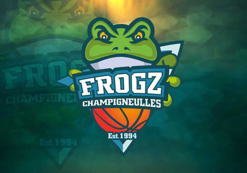 LOGO FROGS CHAMPIGNEULLES
