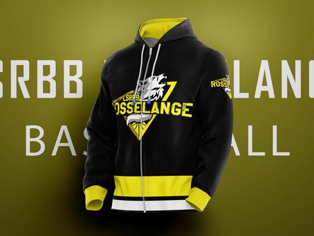 Création Hoodies pour le club du LSRBB Rosselange