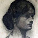 Bildnis einer Frau, WS 1904/05