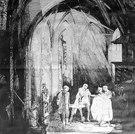 La baselgia da St. Flurin a Ramosch, 1918