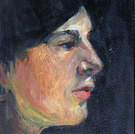 Bildnis einer Frau, um 1904