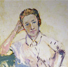 Bildnis I. H., 1960