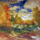 Landschaft im Herbst, 1923