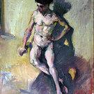 Männerakt, 1905