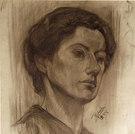 Bildnis einer Frau, 1904