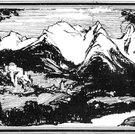 Landschaft bei Tarasp