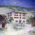 Landrichterhaus in Donat, 1957