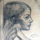 Bildnis eines Mädchens, 1904