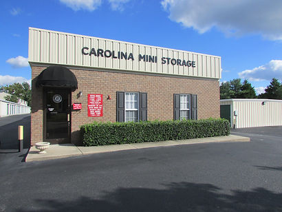 Storage in Greenville NC