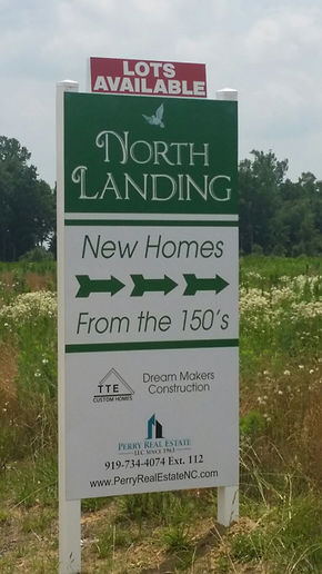 New homes in Goldsboro, NC