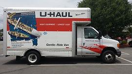 Uhaul rentals, truck rentals, trailer rentals