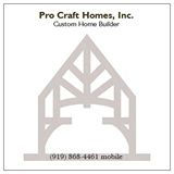 Pro Craft Homes, Inc building new homes in North Landing