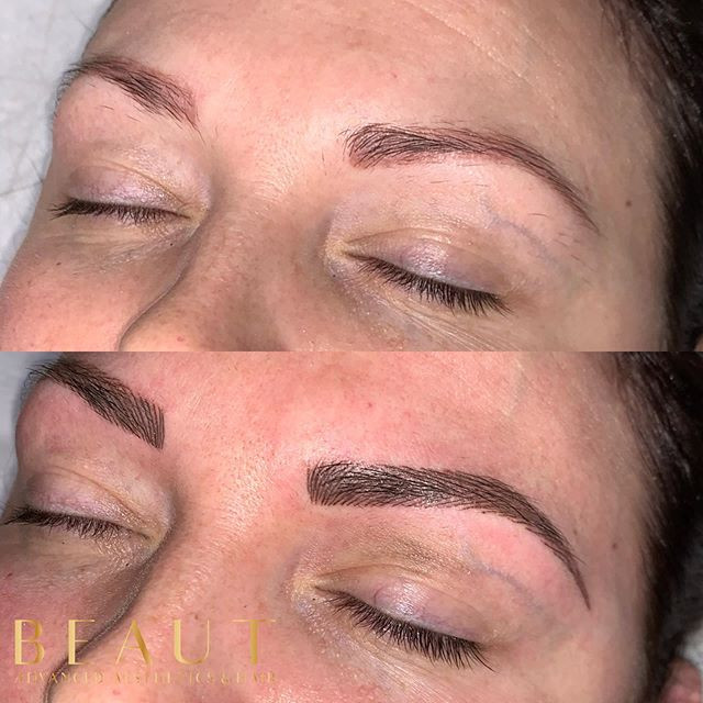 HAIRSTROKE BROWS ❤️_———————————————_Abso