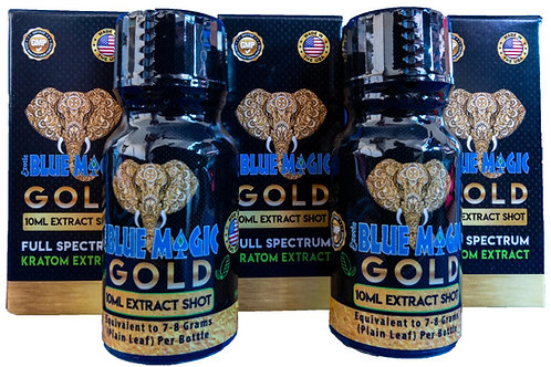 10ML Gold Extract Shot