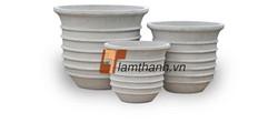 vietnam fibercement, GRC pots 05