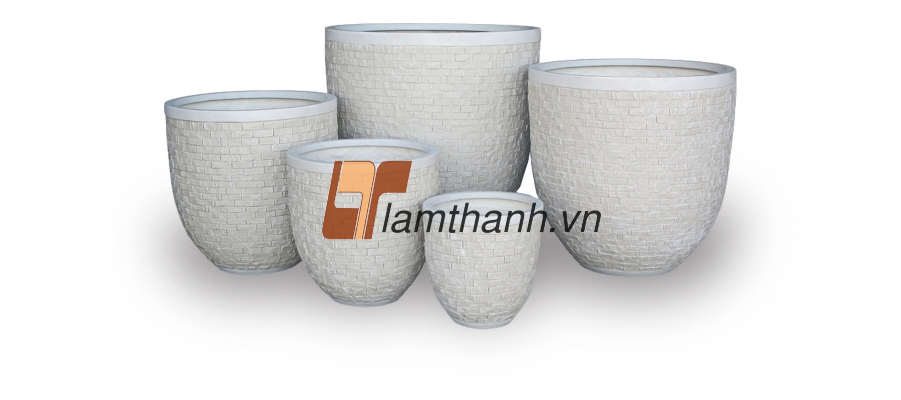 vietnam polystone, outdoor glazed 04