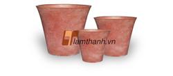 vietnam fibercement, GRC pots 02
