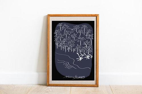 Midnight Tropico (print)