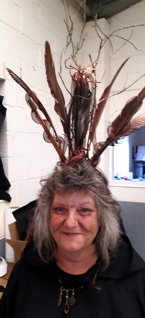 Witches Headress