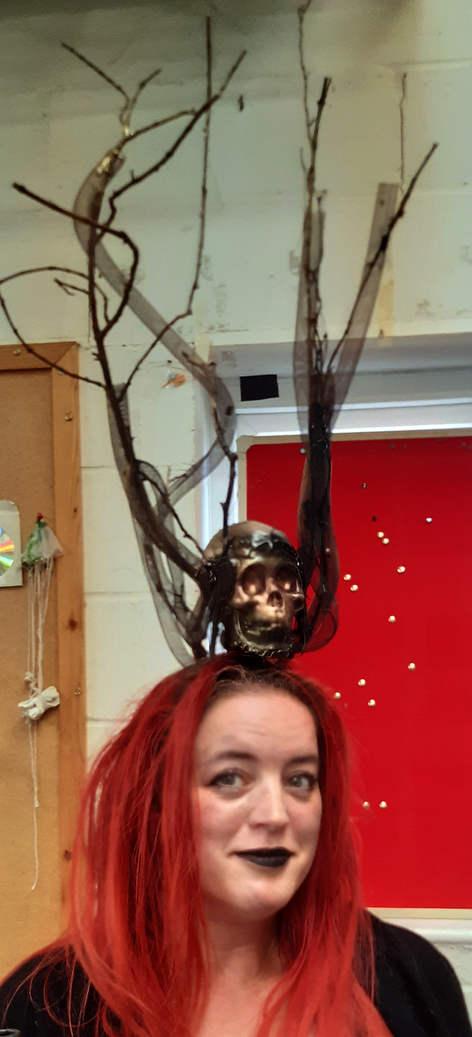 Witch headress