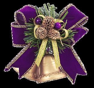 Las campanas de color púrpura