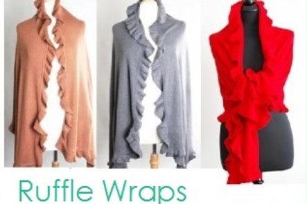 Ruffle Wrap