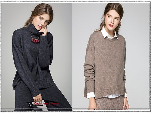 Cozee Cashmere Sweater