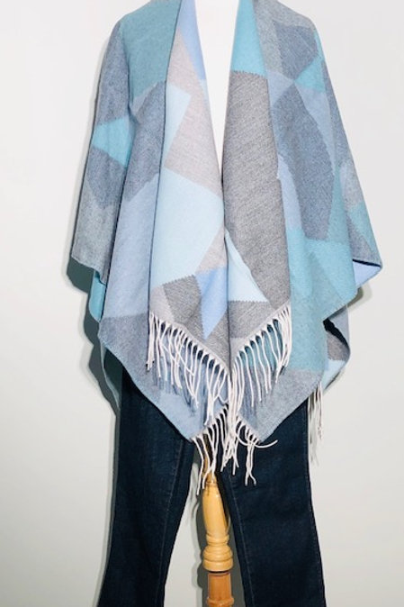 French Reversible Cape