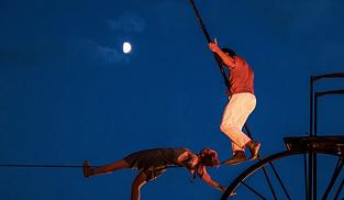 Cirque Rouages - ...SODADE...