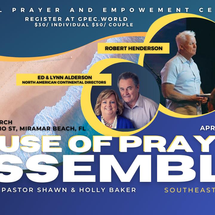 GPEC Southeast Territory House of Prayer Assembly (FL, GA, AL)