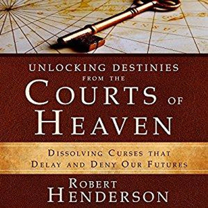 Unlocking Destinies from the Courts of Heaven DVD