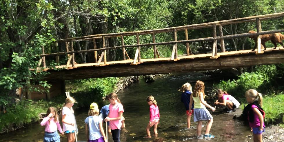 Wilderness Week (Grades 3-5)