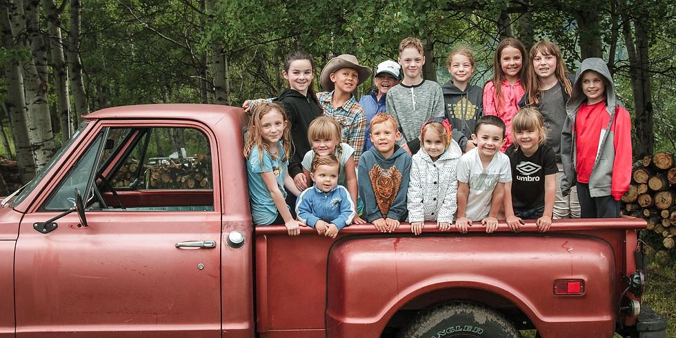 Kids Camp Week 1 (Aug 4-6)