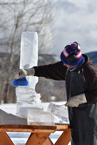 Bodhi Farms Ice Sculpting.JPG