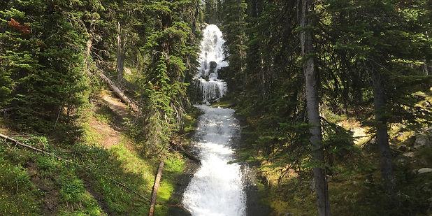 Hyalite Waterfall .jpg