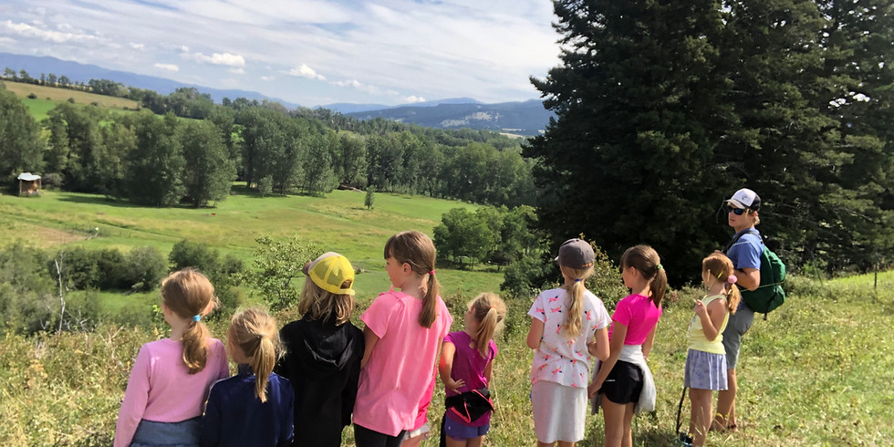 Nature Week (Grades 1-2)