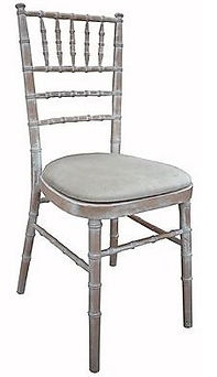 Chiavri Lime Wash Chair
