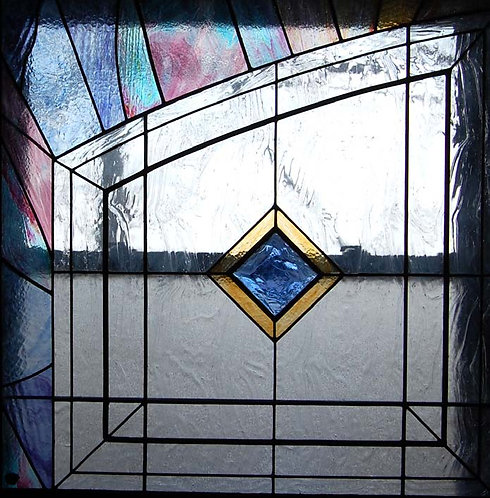 Stained Glass Windows - Patterned