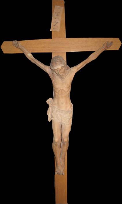 Crucifix - Wood